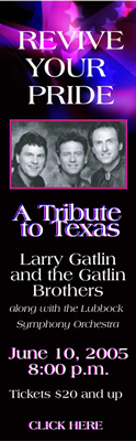 The Gatlin Brothers, June 10th.  Click for More Info.